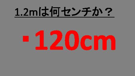 1 メートル は 何 センチ メートル