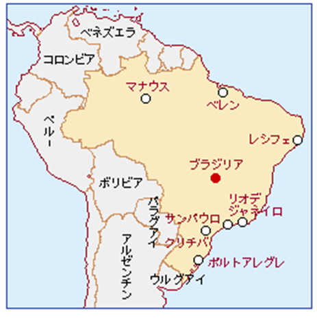国 面積 ランキング
